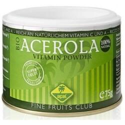 Fine Fruits Club Bio Acerola, Pulver (75 g) von Fine Fruits Club