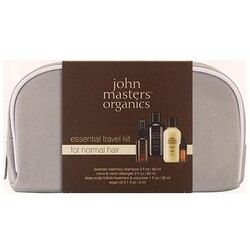 John Masters Organics JMO Hair Care - Essential Travel Kit for Normal Hair
