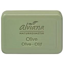alviana Pflanzenölseife Olive