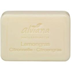 alviana Pflanzenölseife Lemongras