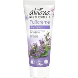 Alviana - Fußcreme mit Bio-Salbei