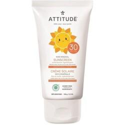 Attitude Baby Sunscreen SPF 30 vanilla blossom