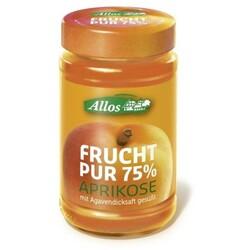 Allos Frucht pur 75% Aprikose
