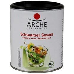 Bio Schwarzer Sesam (125 g) von Arche Naturküche
