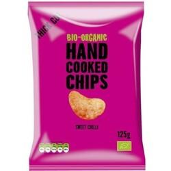 Bio-organic Hand Cooked Chips Sweet Chilli