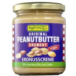 Rapunzel Peanutbutter Crunchy 6 x 250 g