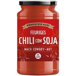 Wünsch dir Mahl Chili con Soja