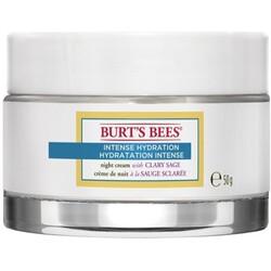 Burt's Bees Intense Hydration Night Cream Clary Sage (Crème)