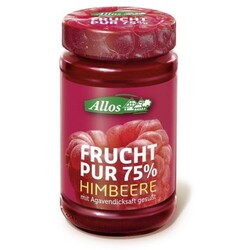 Allos Frucht pur 75% Himbeere