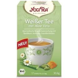Yogi Tea Yogi Tea Weißer Tee Aloe Vera