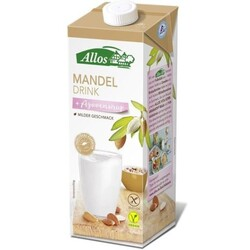 Allos Mandel Drink gesüßt