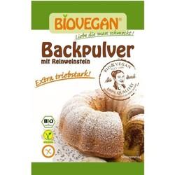 BioVegan - Backpulver mit Reinweinstein