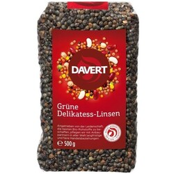 Davert - Grüne Delikatess-Linsen getrocknet, 500 g
