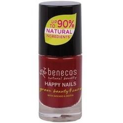 benecos Nail Polish cherry red