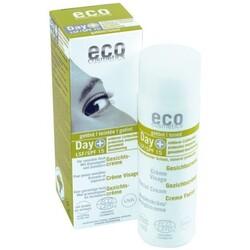 ECO COSMETICS Gesichtcreme getönt LSF 15