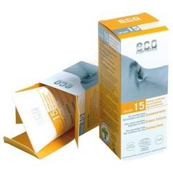 Eco Cosmetics Sun Cream SPF (Crème  SPF 15  75ml)