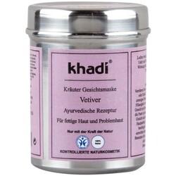 khadi Ayurvedische Gesichtsmaske VERTIVER- für oelige Haut - Masque Visage
