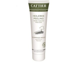 Cattier Weiße Heilerde Peeling für alle Hauttypen