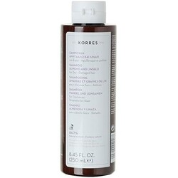 Korres Almond & Linseed Shampoo