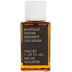 Korres Eau de Toilette Mountain Pepper Bergamot Coriander für Herren