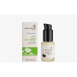 Living Nature Firming Flax Serum (13 ml) von Living Nature