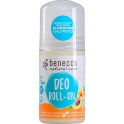 benecos Natural Deo Roll - On Aprikose & Holunderblüte