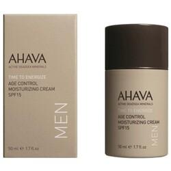 AHAVA Men Age Control Moisturizing Cream - Tägliche Feuchtigkeitscreme für di...