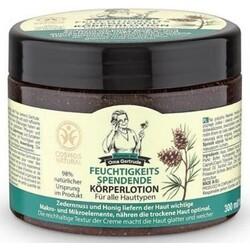 Rezepte der Oma Gertrude Feuchtigkeitsspendende Körperlotion