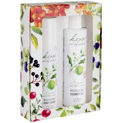 Kivvi Bergamot And Litsea Gift Set 2