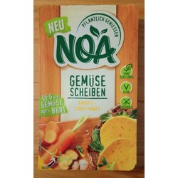 NOA - Gemüse Scheiben Karotte-Curry-Ingwer