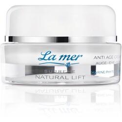 La mer Supreme Anti Age Cream Auge ohne Parfum 15 ml