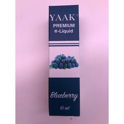 YAAK premium e-Liquid Blueberry