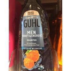 GUHL Men Kraft & Energie Shampoo (neu) Fl 250 ml