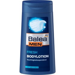 Balea MEN Körperlotion fresh