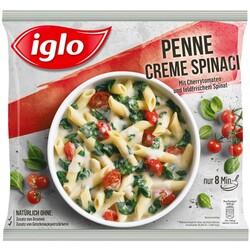 Iglo Penne Creme Spinaci