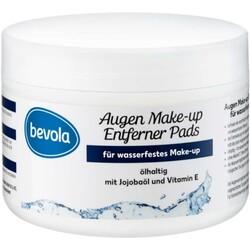 bevola Augen Make-up Entferner Pads