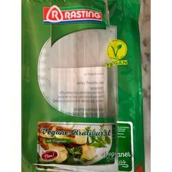 Rasting Vegane Bratwurst