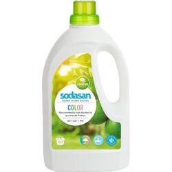 SODASAN Color Flüssigwaschmittel Limette
