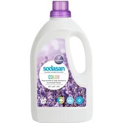 SODASAN Color Flüssigwaschmittel Lavendel