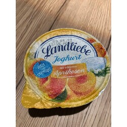 Landliebe Joghurt Aprikosen
