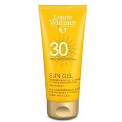 Louis Widmer Sun Gel   parfümiert (Gel  SPF 30  100ml)
