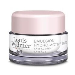 Louis Widmer Tagesemulsion Hydro-Active UV 30 Unparfumiert (Crème  50ml)