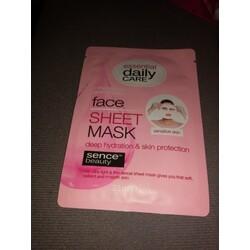 Essential face Sheet Maske daily care