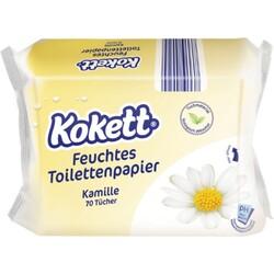 "Kokett - Feuchtes Toilettenpapier ""Kamille"" (Doppelpack)"