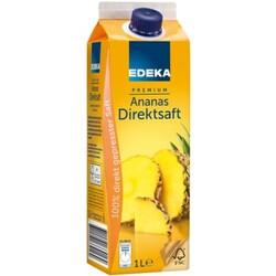 EDEKA Premium Ananas Direktsaft