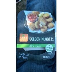 Golden Nuggets Like Meat