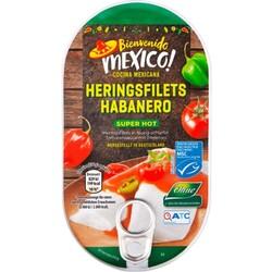 Bienvenido Mexico! - HERINGSFILETS HABANERO (SUPER HOT)