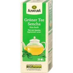 Alnatura Bio grüner Tee Sencha 20 Stk