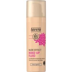 Nude Effect Make up Fluid - Ivory Light 01
