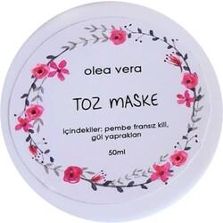 Pembe Toz Maske